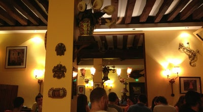 Photo of Mexican Restaurant Anahuacalli at Maubert 30 Rue Des Bernardins, Paris 75005, France