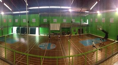 Photo of Basketball Court GOR HEBAT lab school at Jl. Diponegoro 52-60, Salatiga 50711, Indonesia