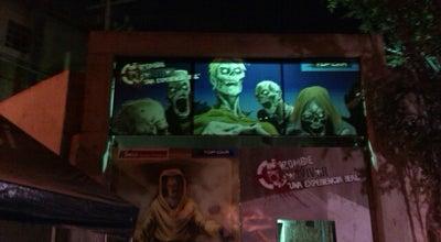 Photo of Theme Park Zombie Survivor Avena No.1 at 37 A., Chihuahua, Mexico