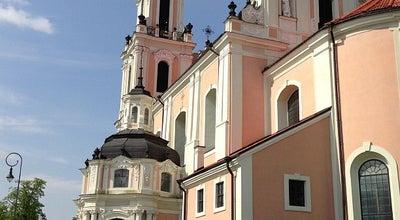 Photo of Church Šv. Kotrynos bažnyčia | Church of St. Catherine at 30 Vilniaus Gatvė, Vilnius, Lithuania