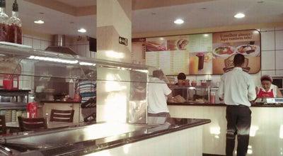 Photo of Bakery Panificadora e Lanchonete Pinheiro at Rua Jacarandá, 651 - Cep 13184-570, Hortolândia, Brazil