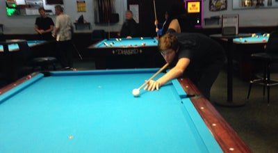 Photo of Pool Hall Gotham City Billiard Club at 93 Avenue U, Brooklyn, NY 11223, United States