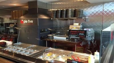 Photo of Pizza Place Pie Five Pizza at 1290 W Granada Blvd, Ormond Beach, FL 32174, United States