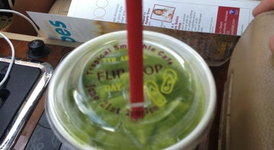 Photo of Smoothie Shop Tropical Smoothie Cafe at 3878 N Crossover Rd, Fayetteville, AR 72703, United States