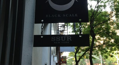 Photo of Other Venue Ssur at 296 Elizabeth Street, New York, NY 10012