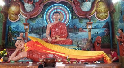 Photo of Buddhist Temple Mahindarama Buddhist Temple at 2 Jalan Kampar, George Town 10460, Malaysia