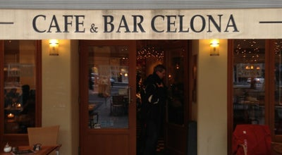 Photo of Cafe Cafe & Bar Celona at Holzgraben 31, Frankfurt am Main 60313, Germany