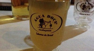 Photo of Brazilian Restaurant Água Doce Cachaçaria at Rua Manoel Ribas, 1565, Paranavaí, Brazil