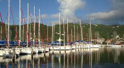 Photo of Harbor / Marina The Moorings, Tortola at 2 Wickhams Cay, Road Town, British Virgin Islands