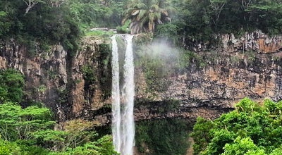 Photo of Park Chamarel Waterfall at Rivière Noire, Chamarel, Mauritius