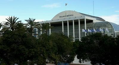Photo of Garden Font del Palau de la Música at Jacinto Benavente, València 46023, Spain