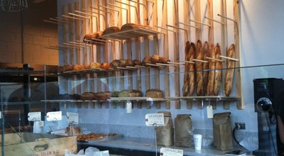Photo of Bakery Yellow Dog Bread Company at 219 E Franklin St, Raleigh, NC 27604, United States