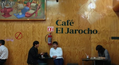 Photo of Cafe Café El Jarocho at Miguel Ángel De Quevedo 109, Álvaro Obregón 01070, Mexico