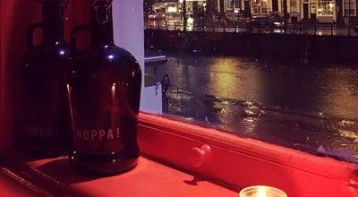Photo of Bar HOPPA! at Singel 460, Amsterdam 1017 AW, Netherlands