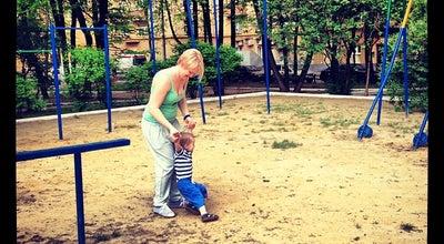Photo of Playground Детская площадка at Кутузовский Пр-т, 30/32, Москва, Russia