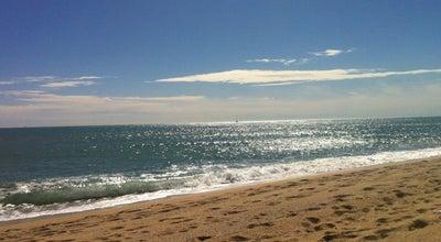 Photo of Beach Platja dels Pescadors at Passeig Marítim, Badalona 08912, Spain