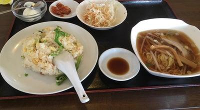 Photo of Chinese Restaurant 天福 at Inazawa-shi, 愛知県, Japan