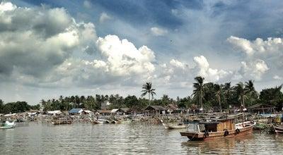 Photo of Beach Pantai tanjung kait at Tg Kait Tangerang, Mauk, Indonesia