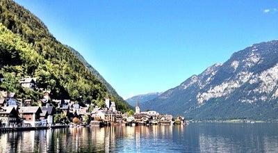 Photo of Lake Hallstätter See at Hallstatt 4830, Austria