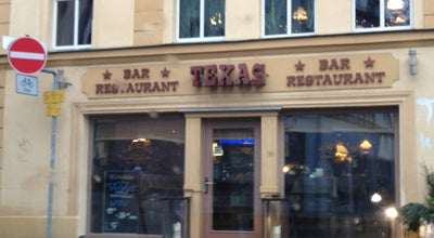 Photo of American Restaurant Texas at Scherfgasse 2, Weimar 99423, Germany