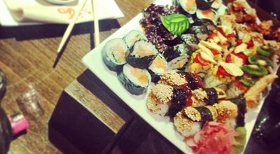Photo of Sushi Restaurant Makani at 26 Of July St., Zamalek, Egypt