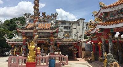 Photo of Arcade ศาลเจ้าพ่อเสือ at Thailand
