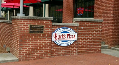 Photo of Pizza Place Buck's Pizza at 305 E Union St, Morganton, NC 28655, United States