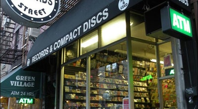 Photo of Record Shop Bleecker Street Records at 188 West 4 Th St, New York, NY 10014, United States