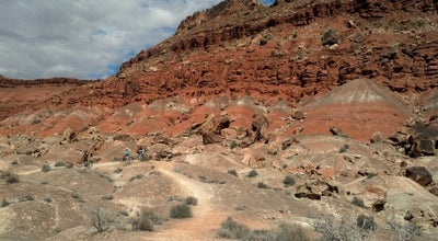 Photo of Trail Bear Claw Poppy Trail at 1798 Navajo Dr, Saint George, UT 84790, United States