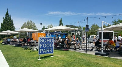 Photo of Food Truck Soho Food Park at 4747 South Holladay Boulevard, Holladay, UT 84124, United States