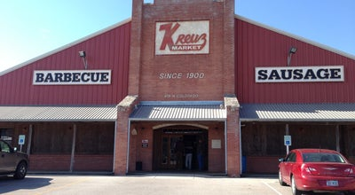 Photo of BBQ Joint Kreuz Market at 619 N Colorado St, Lockhart, TX 78644, United States