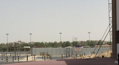 Photo of Basketball Court AUM parking at Ogela, Kuwait, Kuwait