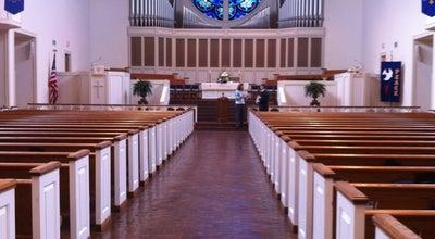 Photo of Church St. Luke's Presbyterian Church at 1978 Mount Vernon Rd, Dunwoody, GA 30338, United States
