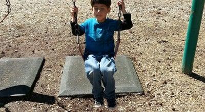 Photo of Playground Merrit Park Playground at 1261 Andrews Dr, Marietta, GA 30062, United States