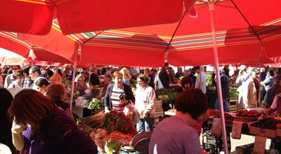 Photo of Farmers Market Trešnjevački plac at Trešnjevački Trg, Zagreb 10000, Croatia
