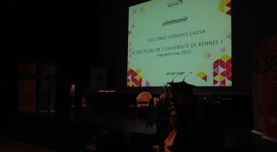 Photo of Concert Hall Le Diapason at 263 Avenue Du Général Leclerc, Rennes 35000, France