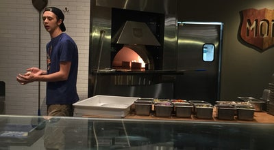 Photo of Pizza Place MOD Pizza at 19718 Highway 99, Lynnwood, WA 98036, United States