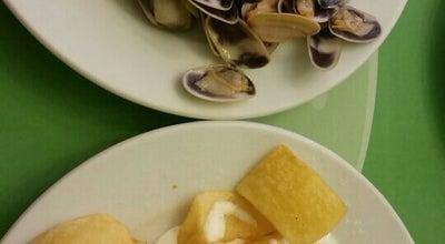 Photo of Tapas Restaurant Pescadito at C. Marquès De Montroig, 4, Sitges 08870, Spain
