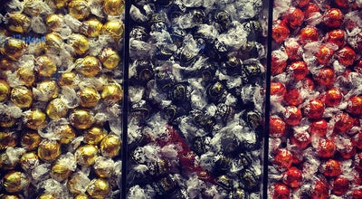 Photo of Candy Store Lindt at Kaufhaus Tyrol, Innsbruck 6020, Austria