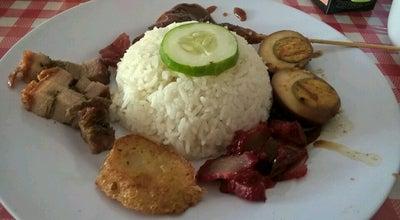 "Photo of Chinese Restaurant Warung Nasi Campur & Sate Babi ""52"" at Jln. Kabupaten Km 1, Ruko Abang Ireng, Yogyakarta 55592, Indonesia"