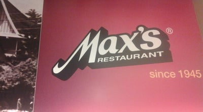 Photo of Fried Chicken Joint Max's Restaurant at Robinsons Place Imus, Imus City, Philippines