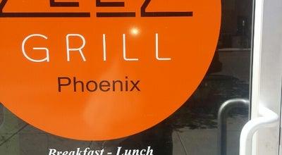 Photo of Mediterranean Restaurant ZeeZ Grill at 209 W Jackson St, Phoenix, AZ 85003, United States