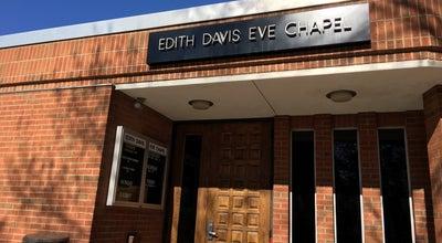 Photo of Church Edith Davis Eve Memorial Chapel at 3000 Ivyside Park, Altoona, PA 16601, United States