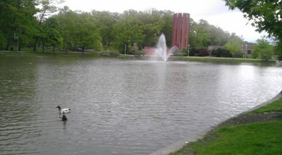 Photo of Lake Reflecting Pool at Penn State Altoona, Altoona, PA 16601, United States