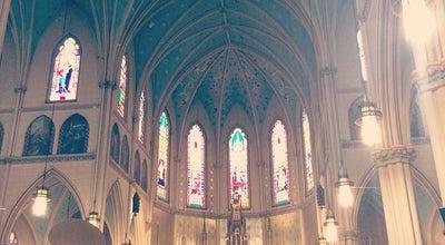 Photo of Church St Anne's at 1000 Sainte Anne St, Detroit, MI 48216, United States