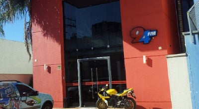 Photo of Music Venue 94FM at R. Marcos Augusto Genovez Serra, 3-35, Bauru 17012-647, Brazil