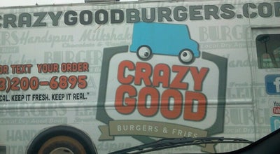 Photo of Food Truck Crazy Good Burgers at Morristown, TN 37814, United States