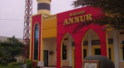 Photo of Mosque Masjid An Nur (Komplek PLN) at Jl. Raya Pemalang - Tegal, Tegal, Indonesia