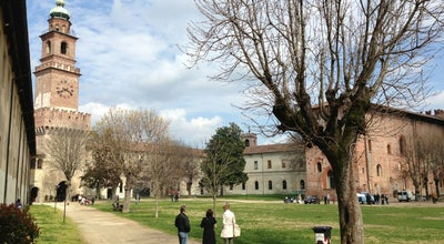 Photo of Castle Castello Sforzesco at Piazza Ducale, Vigevano 27029, Italy
