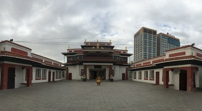 Photo of Temple Bakula Rinpoche Temple at Mongolia